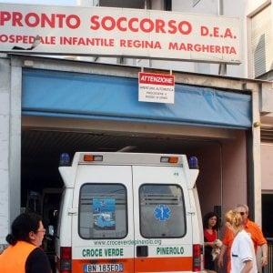 Torino, torna a casa la bambina non vaccinata colpita dal tetano