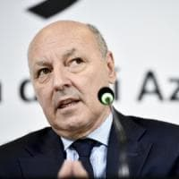 Juventus, Marotta: ''Non vincere lo scudetto una sconfitta, la Champions