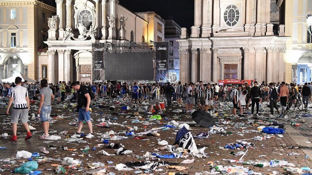 Torino sotto accusa l 39 architetto della perizia su piazza san carlo - Lavoro architetto torino ...