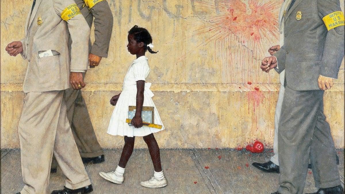 """""""I testimoni di violenze e discriminazioni non rimangano vilmente inerte""""."""