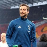 Juventus, Marchisio: ''Davanti obiettivi importanti, dico grazie agli azzurri''