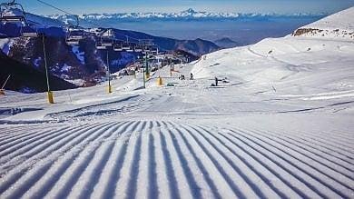 Tutti pronti per lo sci di novembre, via alla stagione bianca in anticipo/   Le immagini