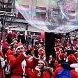 Torino, riecco i Babbi Natale all'ospedale dei bimbi: questa volta arrivano in bici