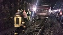 Allarme per un treno  al Frejus, ma è un'esercitazione