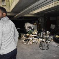 Le immagini del sotterraneo dell'ex villaggio olimpico