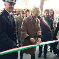 Pinerolo ritrova la caserma dei carabinieri