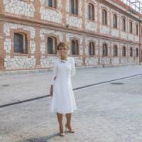Torino, a Patrizia Sandretto l'award dell'arte contemporanea