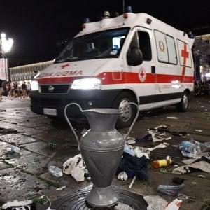 Caos in piazza San Carlo, il questore di Torino per cinque ore in procura