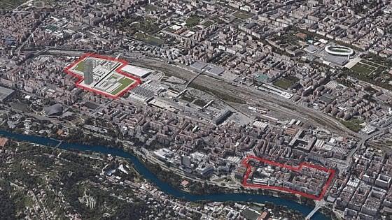 Torino, sei visioni per le ex Molinette da discutere con la città: i giovani architetti disegnano il futuro