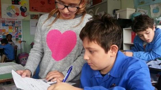 Torino, alla scuola Peyron sono gli studenti a scrivere il bilancio sociale