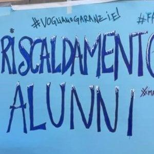 Scuole al gelo nel Torinese, replay di un disagio: scatta la protesta