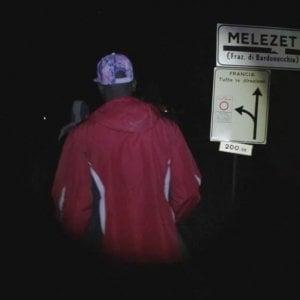 Presidio alla stazione di Bardonecchia per dare aiuto ai migranti che tentano la traversata delle Alpi