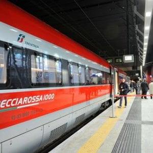 Passaggi a livello in tilt treni in forte ritardo in - Treni porta susa ...