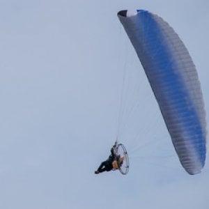 Precipita un parapendio a motore sul Rocciamelone, il pilota è disperso