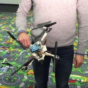 Dai droni ai rover, così il Politecnico di Torino rivoluzionerà il mondo dei robot