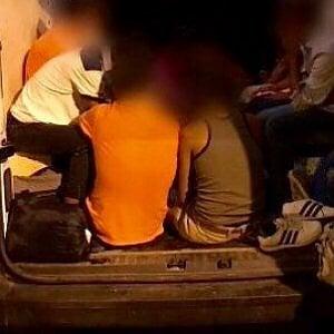 La Francia arresta venti passeur, si facevano pagare per trasportare immigrati oltre confine