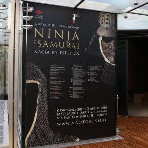 """""""Ninja e Samurai"""", estetica e magia del Giappone con i suoi guerrieri"""