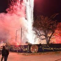 Torino: fuochi d'artificio nel cuore della notte per i 30 anni del centro