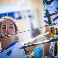 Torino, la campionessa paralimpica di tiro con l'arco ora è anche chirurga
