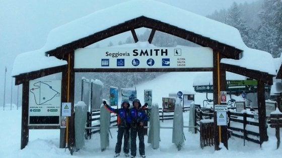 Dopo la nevicata è allarme valanghe in Piemonte e Val d'Aosta: già evacuate alcune frazioni