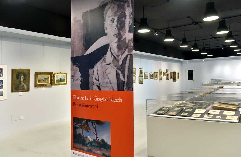 Torino, in mostra le opere dei talenti perduti ad Auschwitz