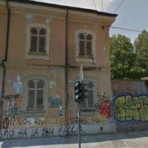 Sgomberato dalla polizia il centro sociale Fenix in corso San Maurizio