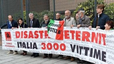 Cassazione, processo Eternit: resta l'accusa di omicidio colposo per la morte di 258 persone