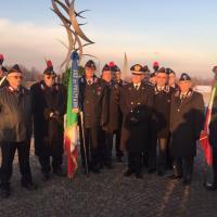 Il ricordo del generale Romano e degli altri carabinieri morti nello schianto dell'elicottero