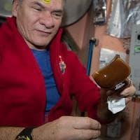 Isspresso, la macchina del caffè spaziale torna sulla Terra: