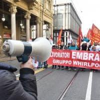 Torino, crisi Embraco: l'azienda ritira la denuncia contro lavoratori e