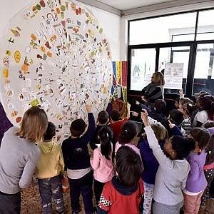 Torino: l'integrazione? Si fa nel cortile della scuola dalla cento lingue