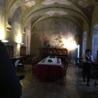Un pranzo tutto piemontese per il raduno dei Savoia attorno alla tomba dei nonni