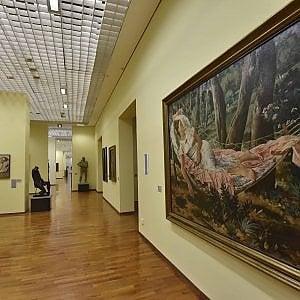 Torino, si cambia alla Gam: nuovi spazi e colori per sedurre i visitatori