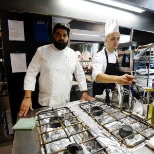 Cibi congelati senza indicazione, blitz dei Nas nel ristorante torinese di chef Cannavacciuolo