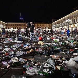 Torino, piazza San Carlo:  una perizia sullo spray urticante che avrebbe scatenato il panico