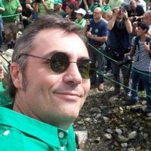 Vercelli, sospeso il segretario della Lega che ha insultato il barelliere marocchino