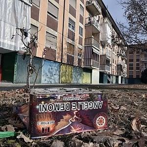 Torino salvata in parte la mano al ragazzo di 12 anni ferito da un petardo alla Falchera