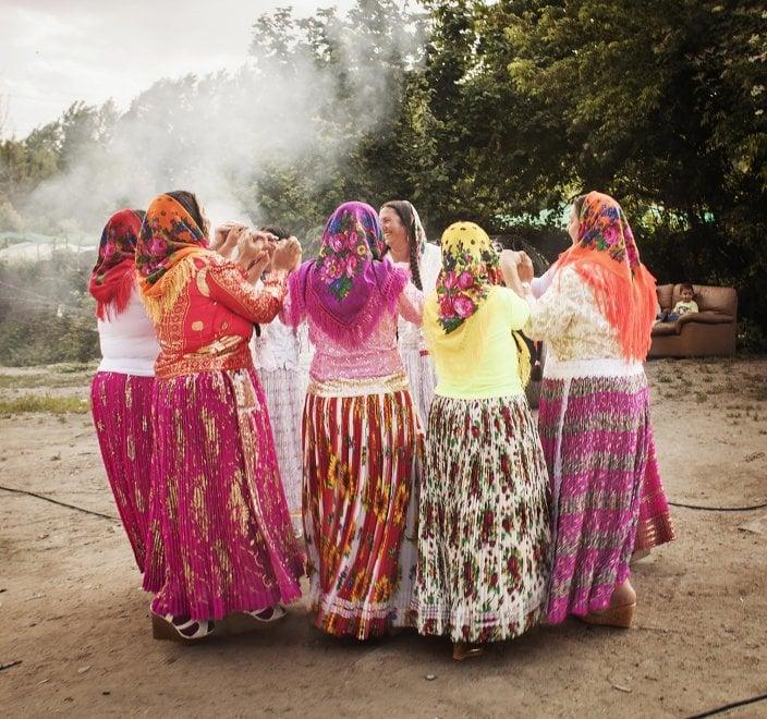 Oltre i pregiudizi: cinque anni tra gli zingari nelle immagini di Andrea Ciprelli
