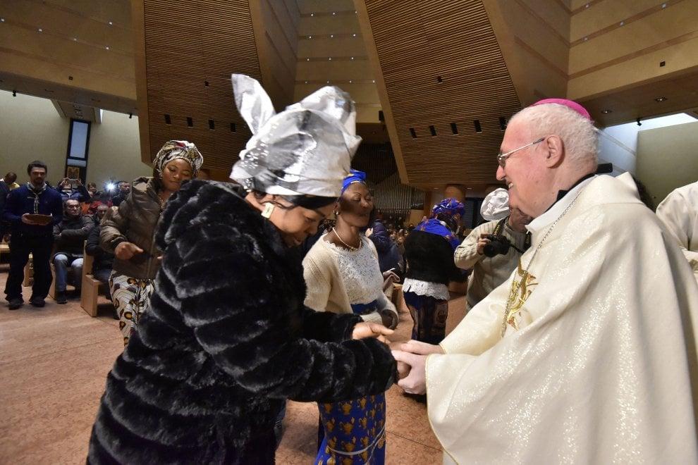 Messa dei Popoli per la festa dell'Epifania