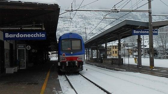 Bardonecchia, macchinista muore per un malore poco prima di mettersi ai comandi del treno