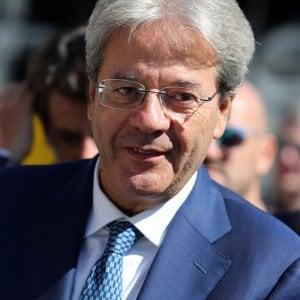 Gentiloni, Di Maio e tre ministri: è sfida elettorale sotto la Mole