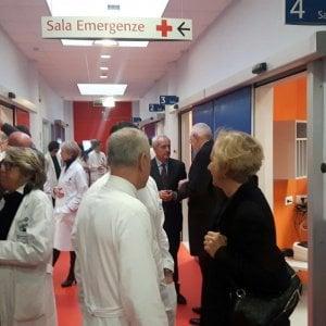 Apre il 23 gennaio il nuovo pronto soccorso dell'ospedale San Luigi di Orbassano