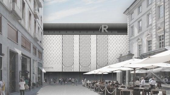 Torino, ecco come sarà la nuova Rinascente di via Lagrange