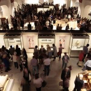 Museo Egizio: oltre 2 milioni e 600 mila visitatori per la mostra su Nefertari all'Ermitage di San Pietroburgo