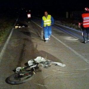 Ciclista investito e ucciso da un suv alla perferia di Crescentino