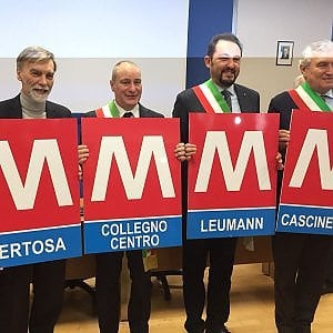 """Metropolitana, Delrio: """"Fra quattro anni pronta la linea Collegno-Cascine vica"""""""