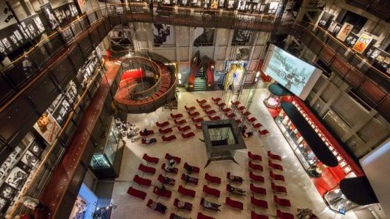 Museo Del Cinema.Museo Del Cinema Di Torino E Lite Sul Nuovo Direttore Repubblica It