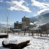 Andare per castelli d'inverno nella Valle d'Aosta incantata