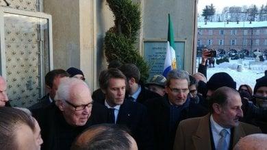 Il principe Emanuele riapre la diatriba     sulle spoglie dei Savoia al Pantheon