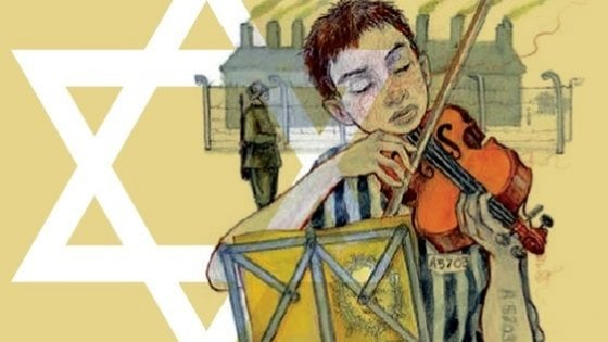 Eva Maria, la ragazza che portò un violino ad Auschwitz: così la musica sopravvive all'orrore